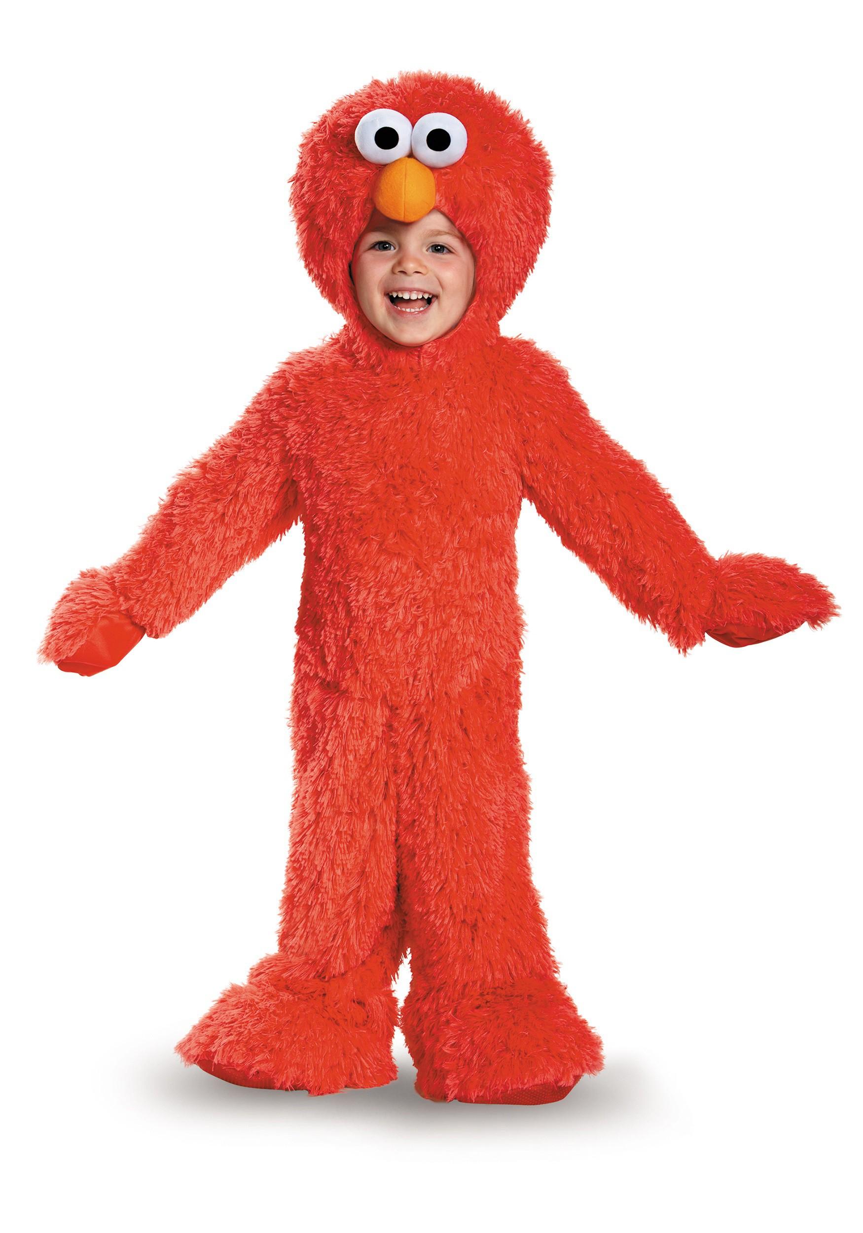 Elmo Costume for Infant Toddler