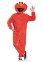 Adult Prestige Elmo Costume