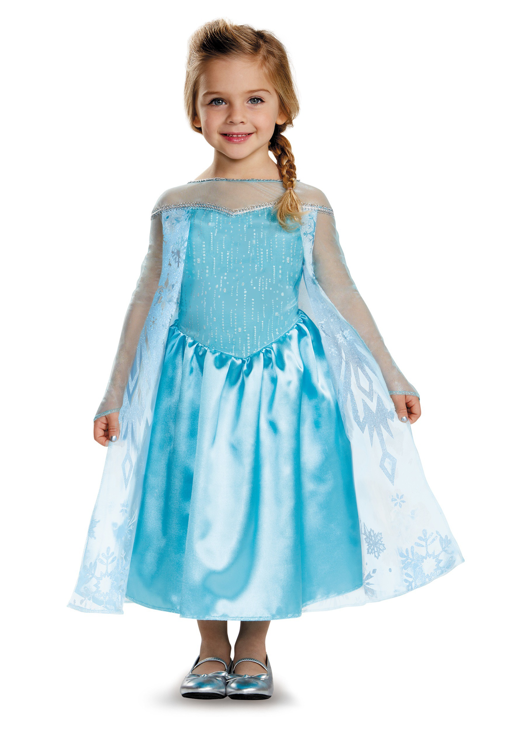 Frozen Elsa Classic Toddler Costume  sc 1 st  Fun.com : frozen anna costume kids  - Germanpascual.Com