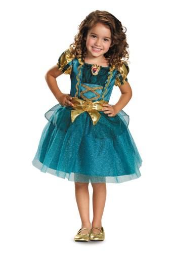 Girls Brave Merida Classic Toddler Costume