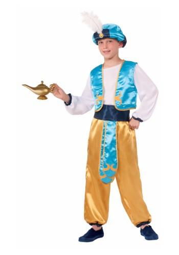 Kid's Arabian Prince Costume