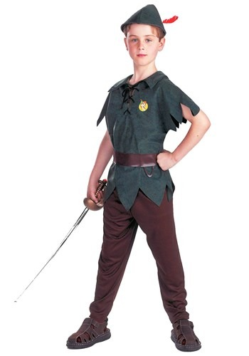 Peter Pan Kids Costume Update 1