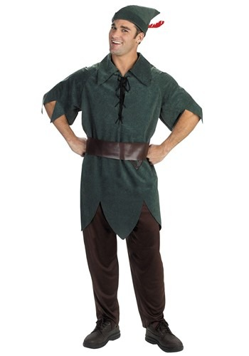 Peter Pan Mens Costume