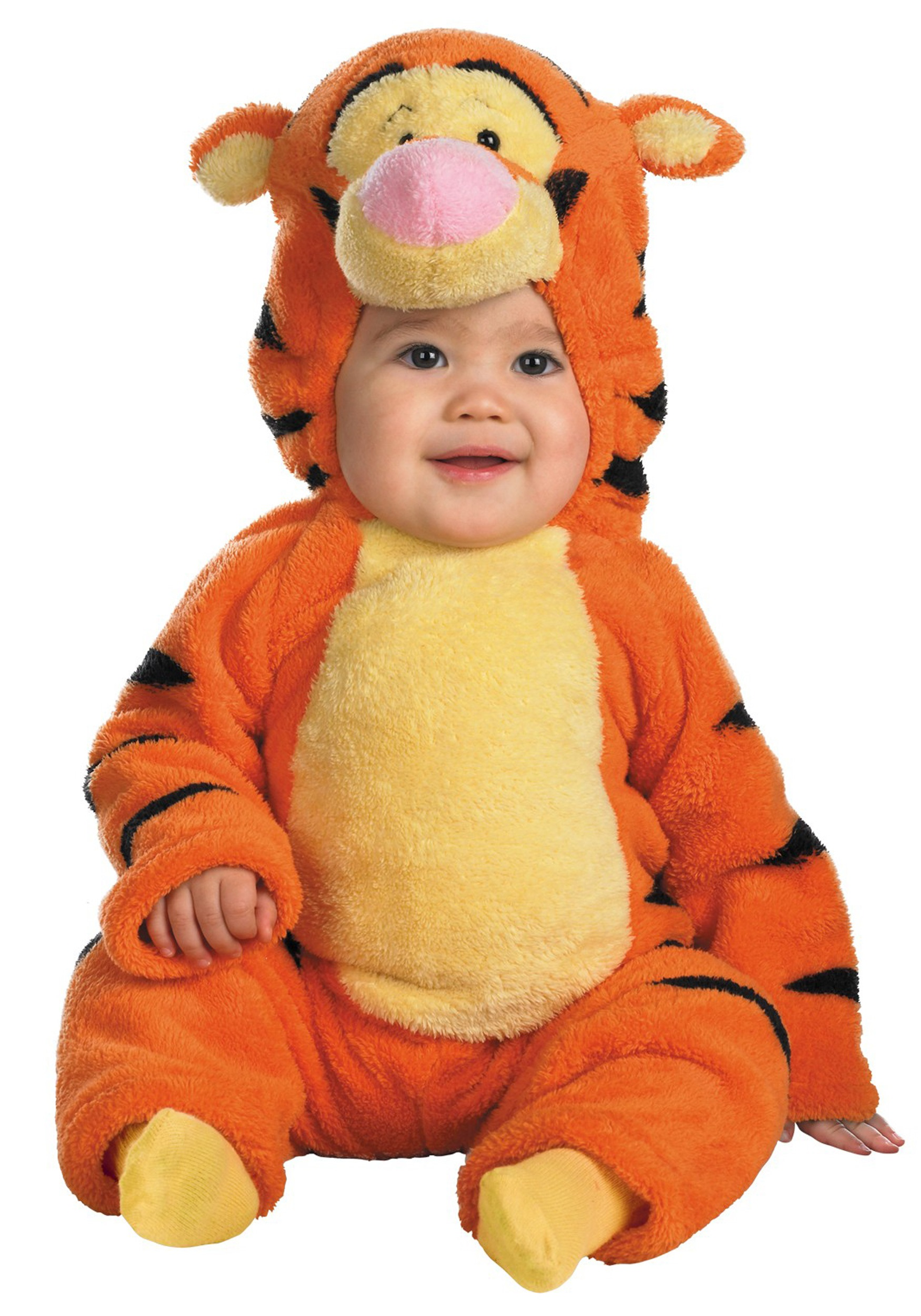 Deluxe tigger costume for toddler toddler tigger deluxe costume solutioingenieria Images