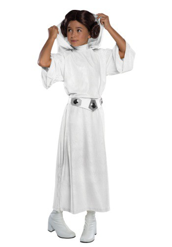 Deluxe Princess Leia Child Costume