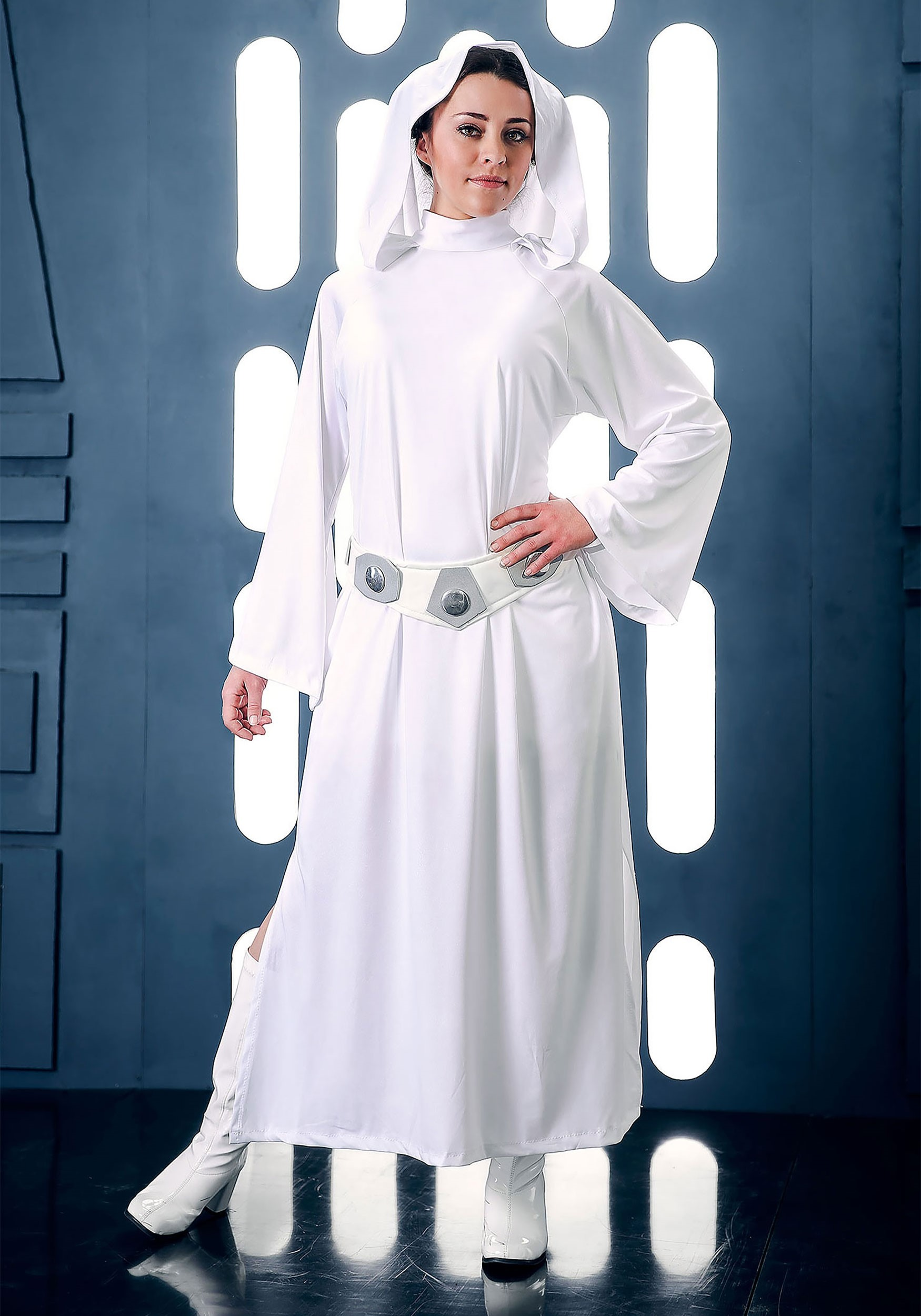 Deluxe Princess Leia Costume For Women