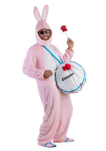 Energizer Bunny Mascot Costume
