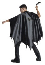 Adult Deluxe Black Batman Cape
