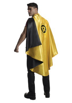 Adult Deluxe DC Robin Cape