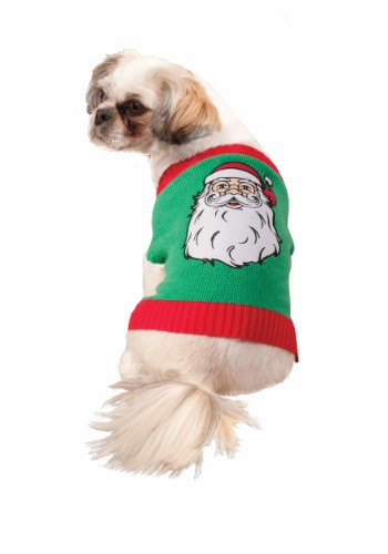 Santa Pet Sweater