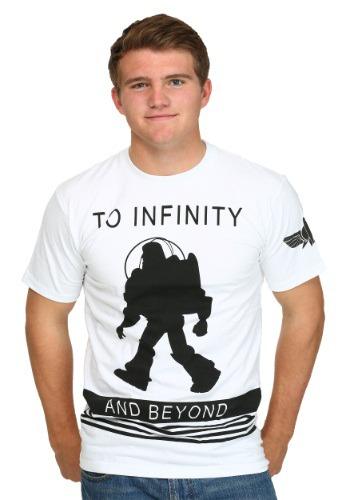 Toy Story Beyond Infinity B&W T-Shirt