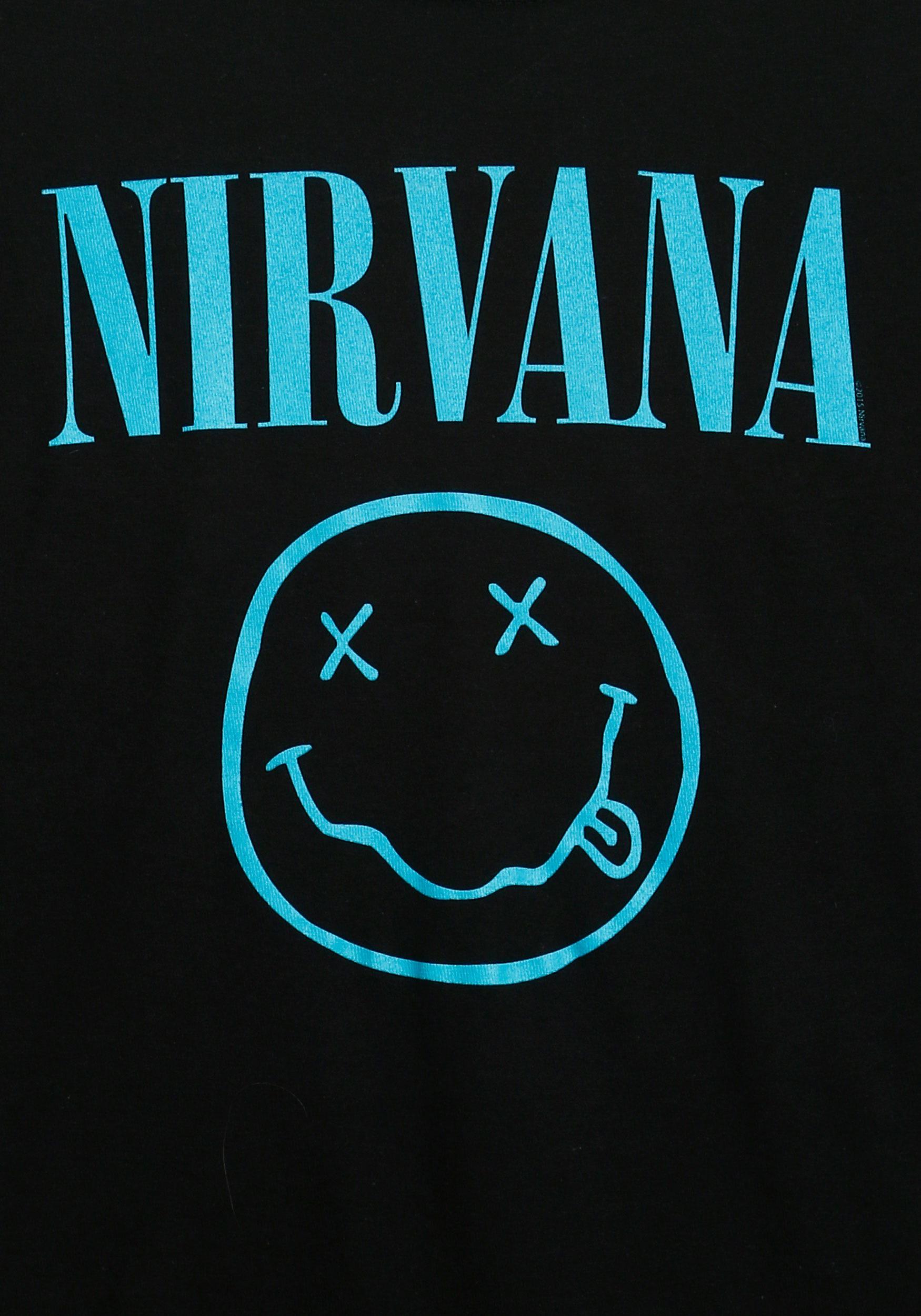Womens Nirvana Shirt