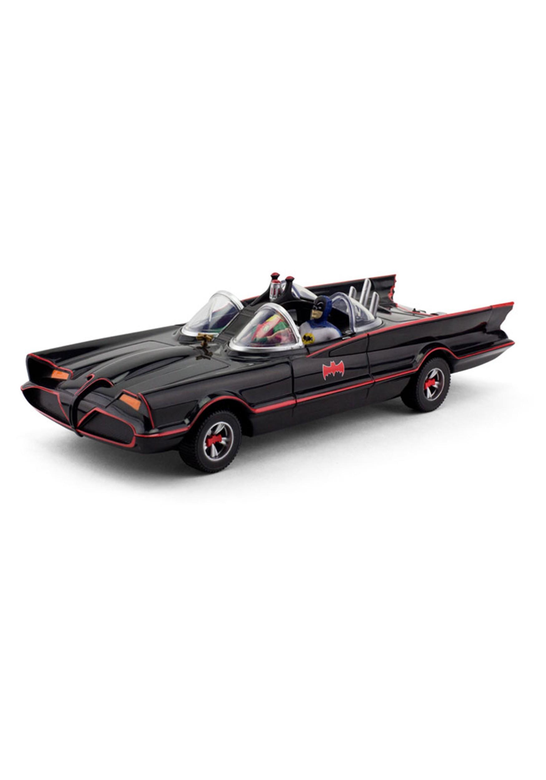 Batmobile w/ Bendable Figures NJCDC3930