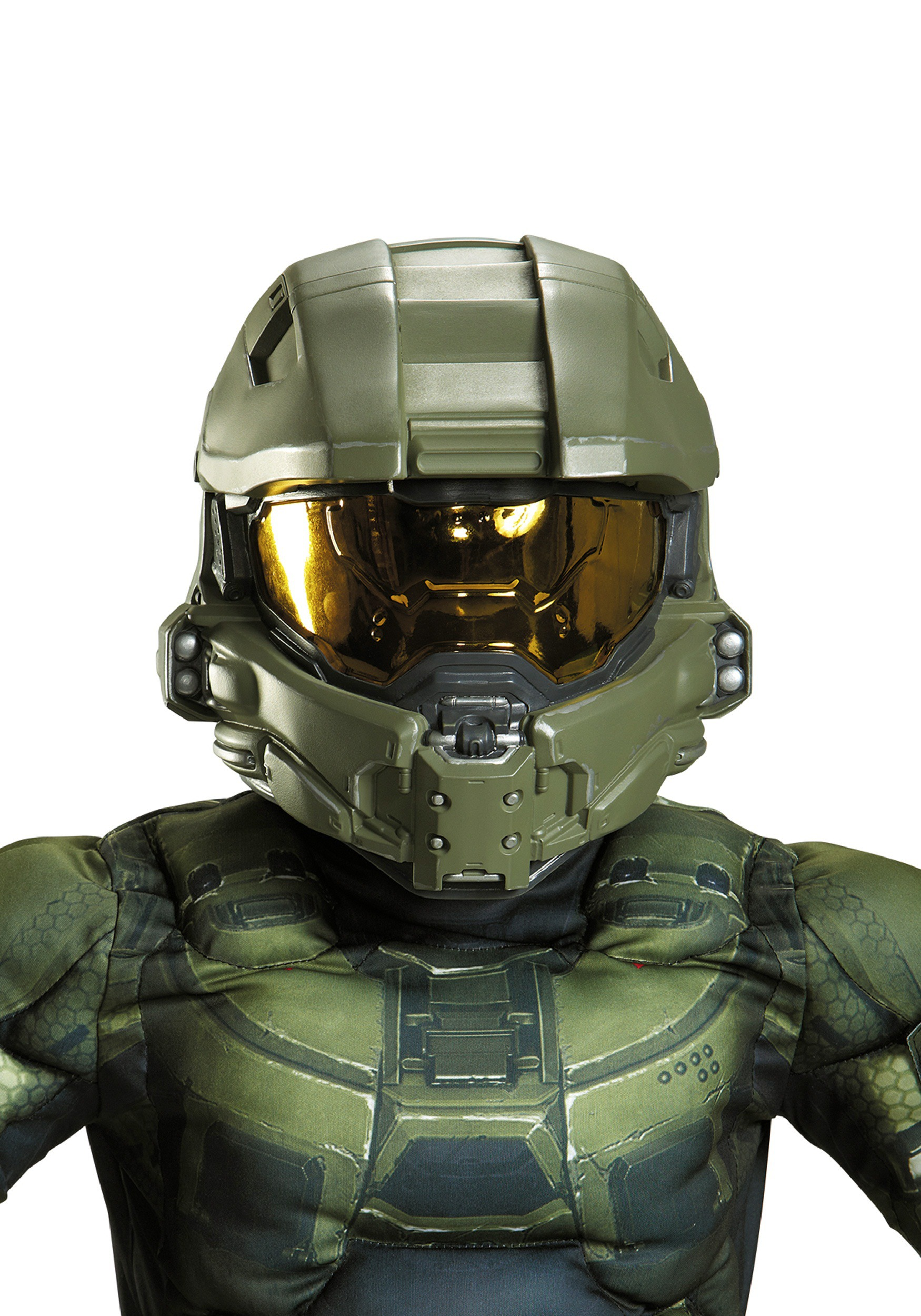 Master Chief Child Full Helmet  sc 1 st  Fun.com & Master Chief Full Helmet for Kids