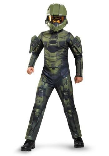 Boys Master Chief Classic Costume