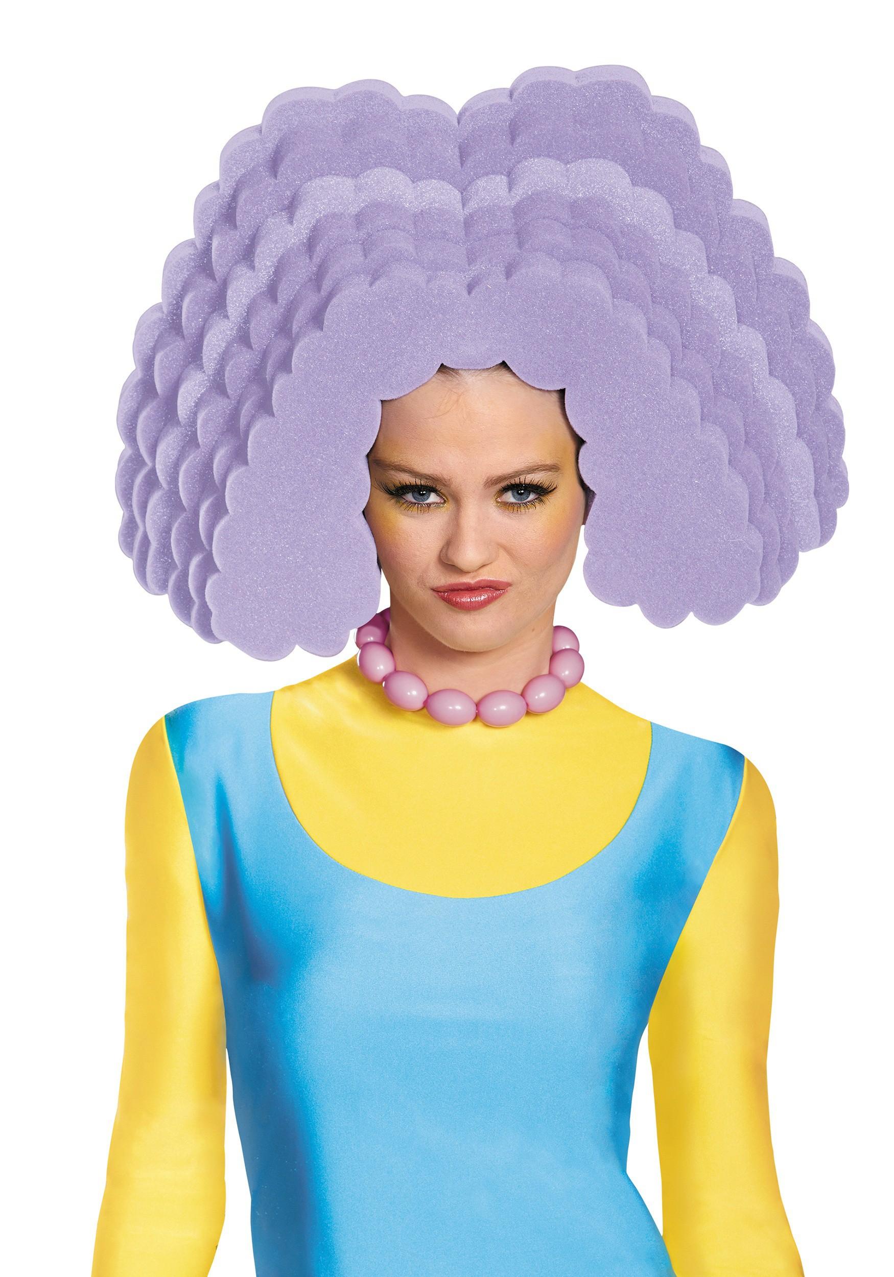 Selma Bouvier Foam Wig