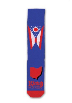 King Maker Ohio Freaker Socks