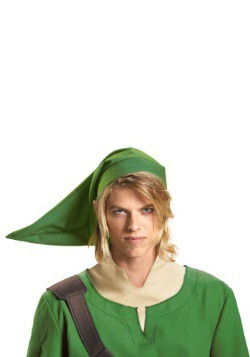 Link Adult Hat  sc 1 st  Fun.com & Deluxe Adult Link Costume