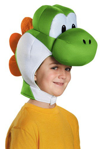 Child Yoshi Headpiece