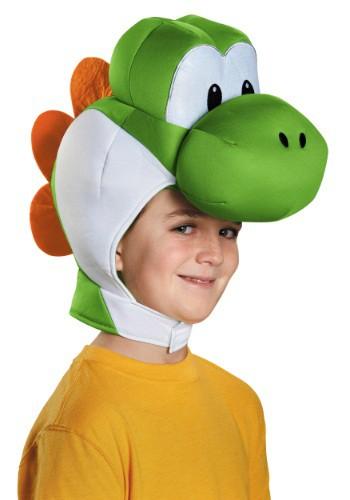 Child Yoshi Headpiece DI85217CH-ST