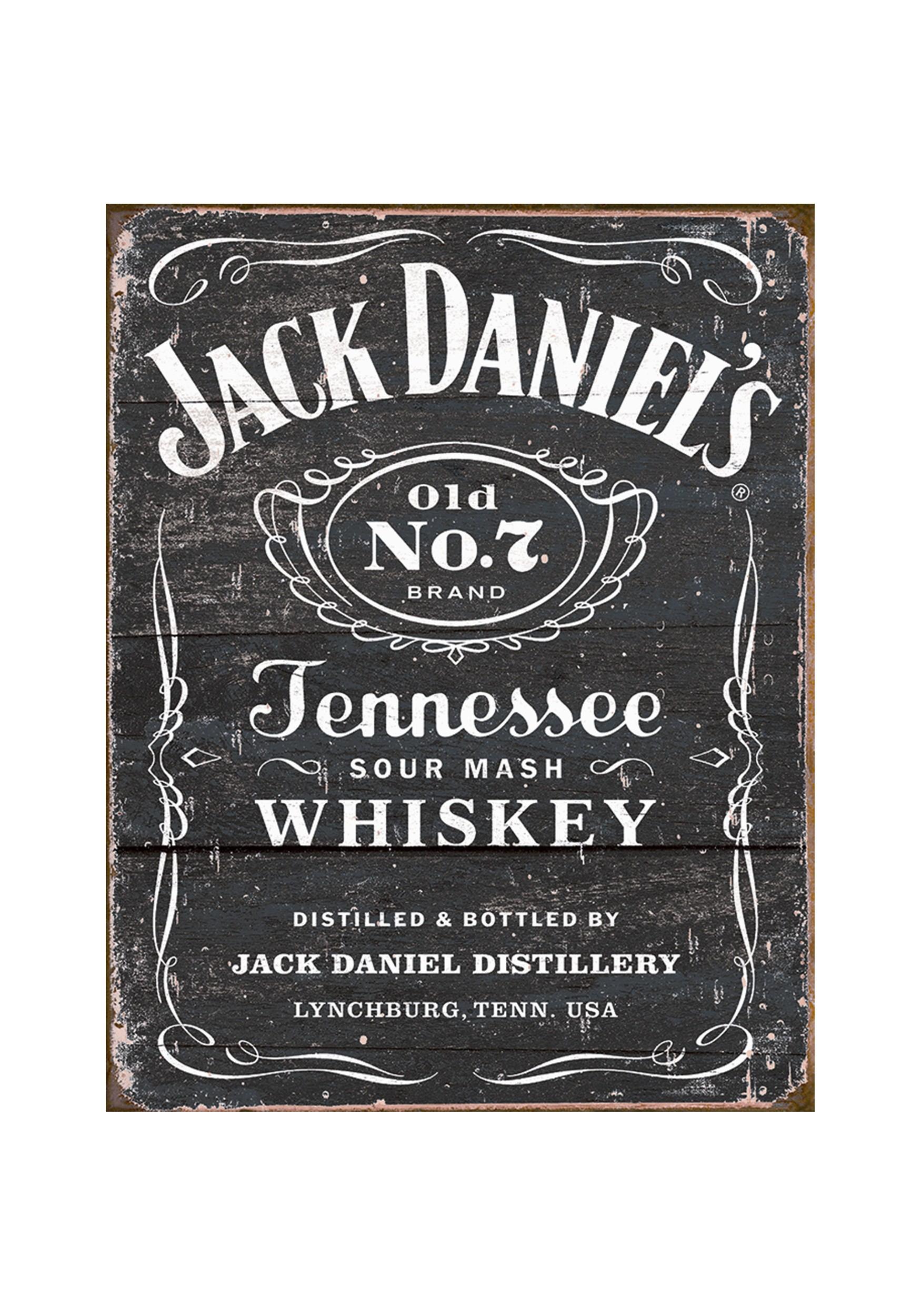 32 Best Images About Daniels Room On Pinterest: Jack Daniels Tin Sign