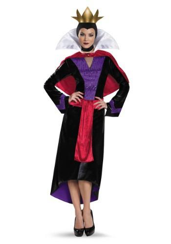 Adult Deluxe Evil Queen Costume
