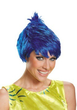 Adult Inside Out Joy Wig