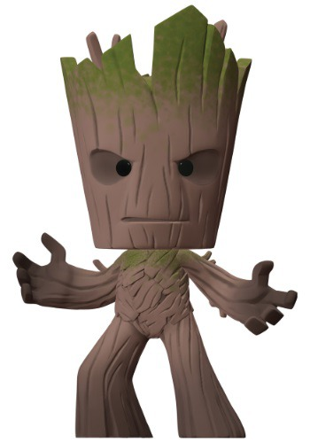 Super Deluxe Groot Vinyl Figure