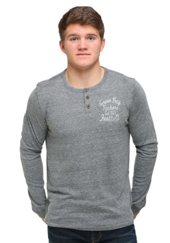 Green Bay Packers Huddle Henley