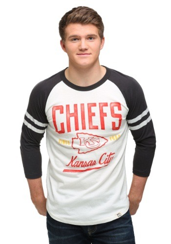 Men's Kansas City Chiefs All American Raglan
