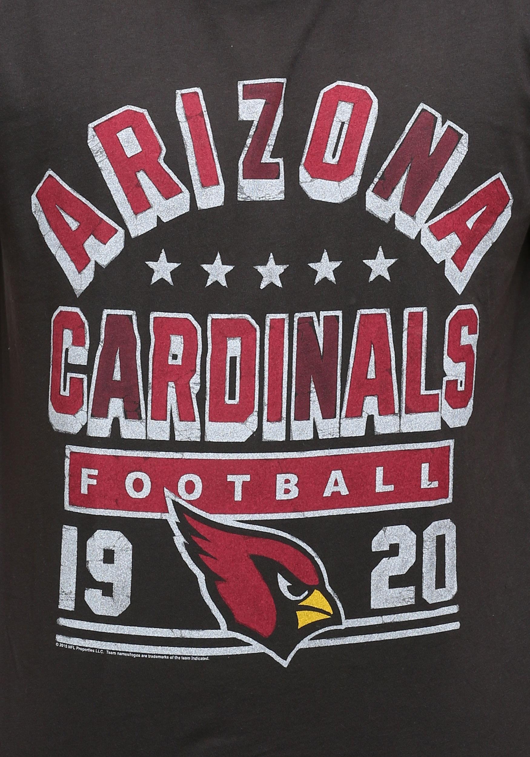 Arizona Cardinals Kickoff Crew T-Shirt