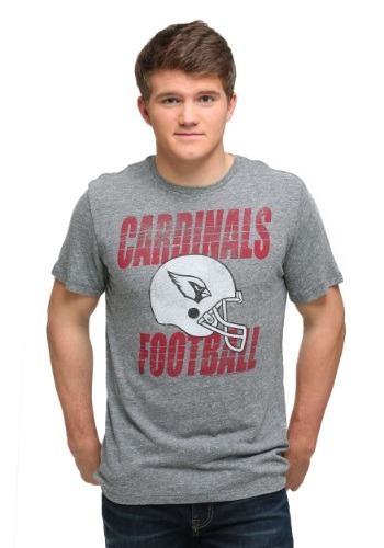 Arizona Cardinals Touchdown Tri-Blend Men's T-Shirt