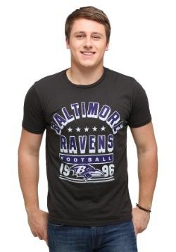 Mens Baltimore Ravens Kickoff Crew T-Shirt