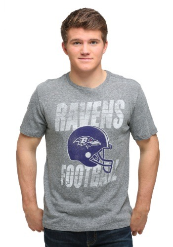Baltimore Ravens Touchdown Tri-Blend T-Shirt