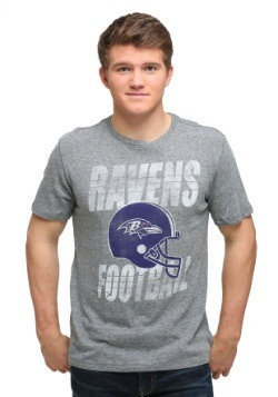 Baltimore Ravens Touchdown Tri-Blend Men's T-Shirt