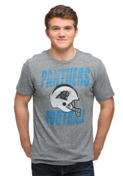 Carolina Panthers Touchdown Tri-Blend Men's T-Shirt