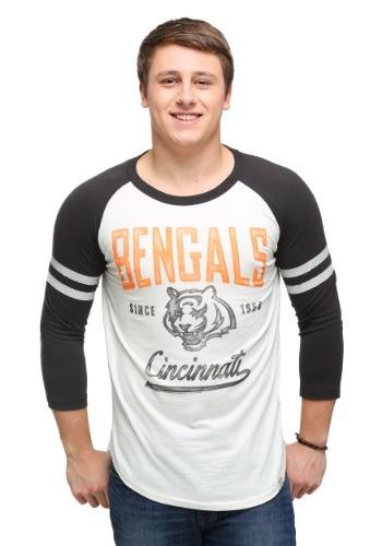 Men's Cincinnati Bengals All American Raglan