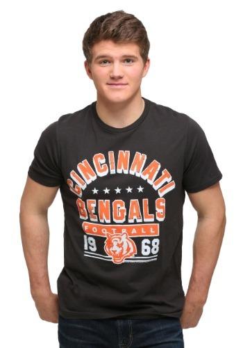 Men's Cincinnati Bengals Kickoff Crew T-Shirt