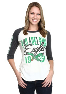 Philadelphia Eagles All American Juniors Raglan Shirt