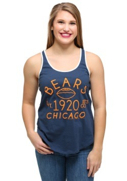 Women's Chicago Bears Time Out Tank