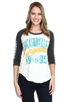 Jacksonville Jaguars All American Raglan Juniors Shirt