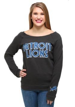 Detroit Lions Champion Fleece Juniors Sweatshirt