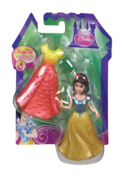 Snow White Magiclip Doll