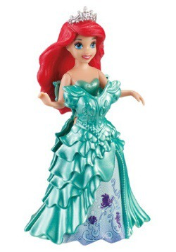 Ariel Magiclip Doll