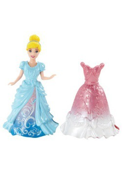 Cinderella Magiclip Doll