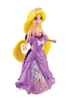 Rapunzel Magiclip Doll