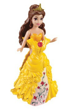 Belle Magiclip Doll