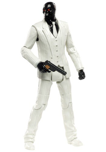 DC Multiverse Black Mask Figure