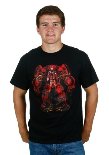 Avengers Machine Within Black T-Shirt