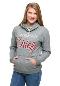 Kansas City Chiefs Sunday Juniors Cowl Hoodie